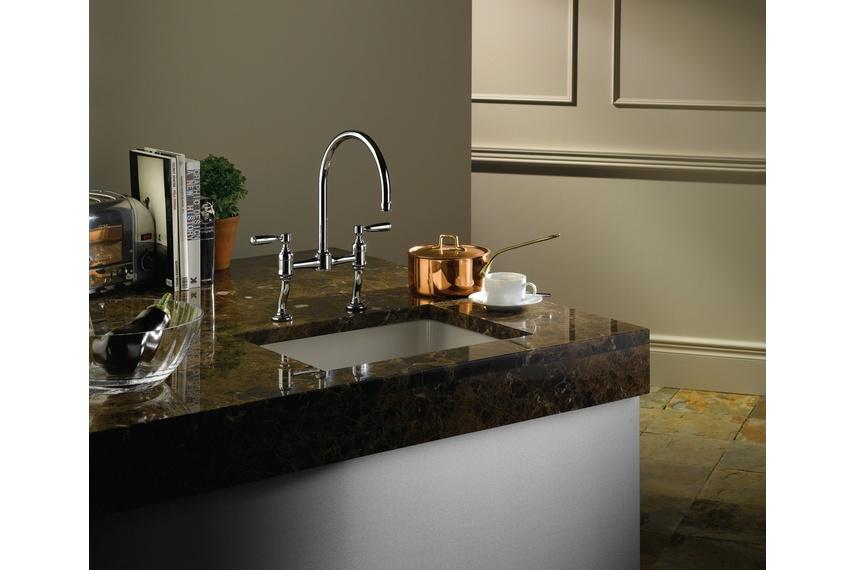 Samuel Heath Kitchen Tapware Range By Robertson Bathware