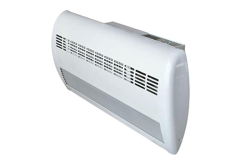 Model SM2400 surface mounted fan heater