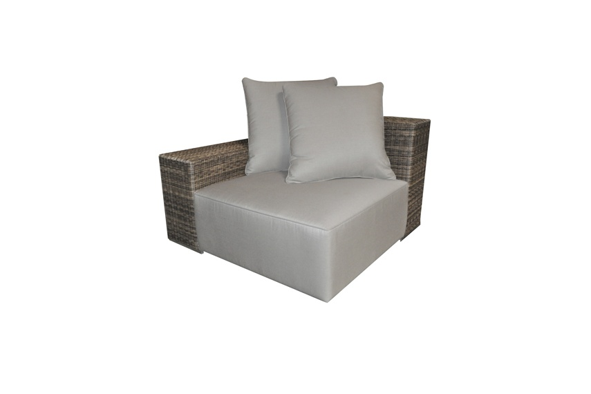 Hogan corner chair