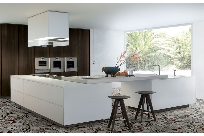 Matrix Kitchen By Studio Italia Selector