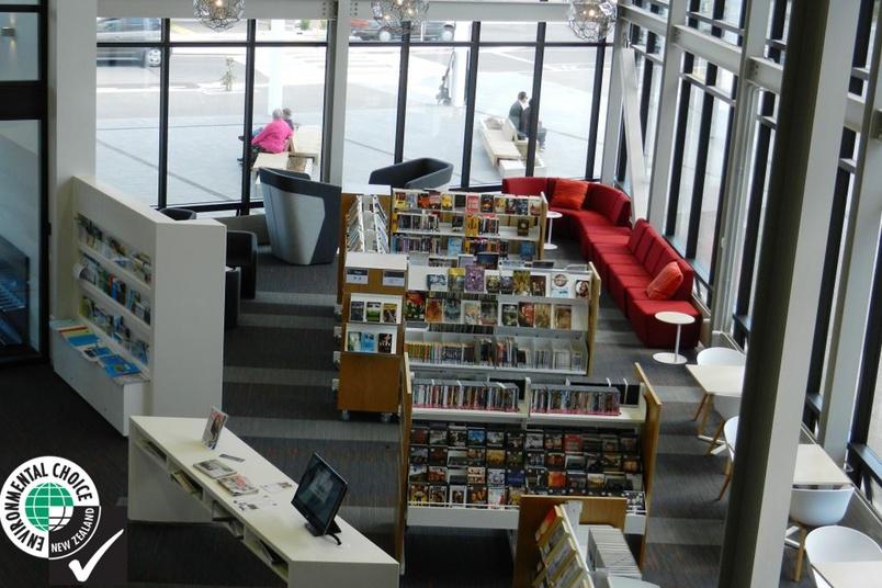 The Kaiapoi library
