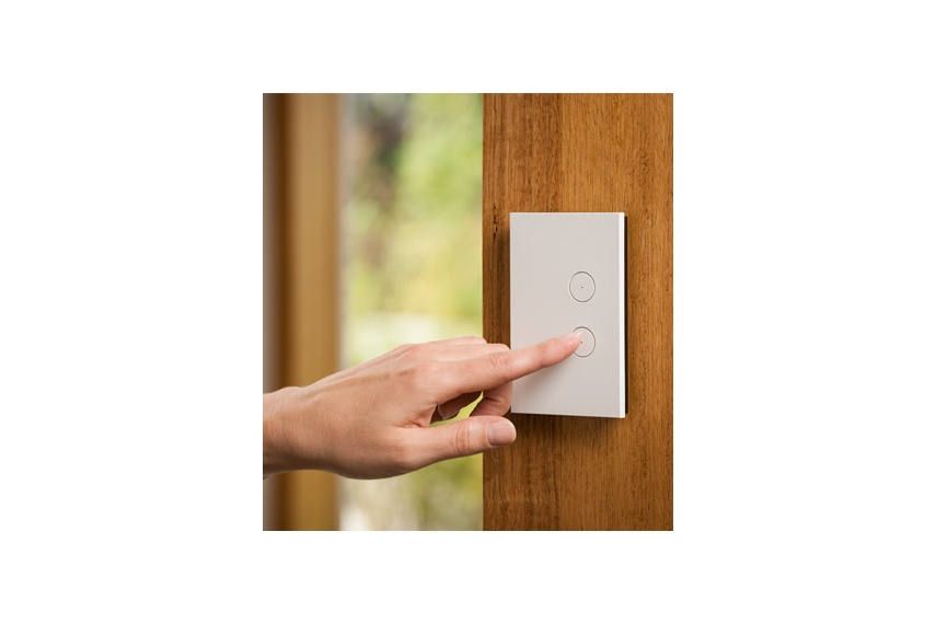 The design award winning Saturn Zen switch and power outlet range complements any modern interior.