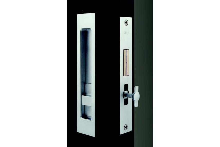 HB 690 sliding door privacy set
