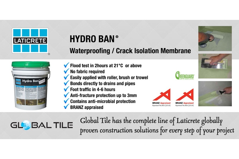 Hydro Ban.