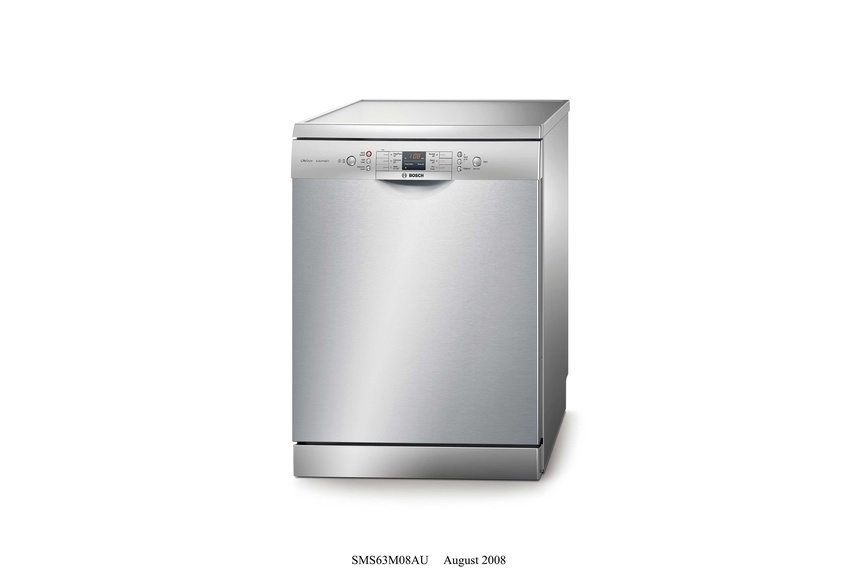 Anti-finger print freestanding dishwasher.