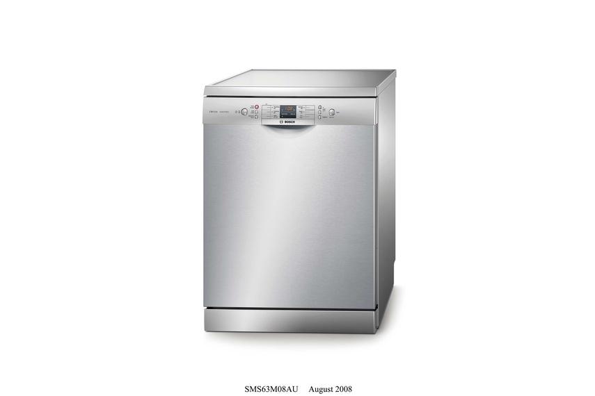 Anti-finger print freestanding dishwasher.