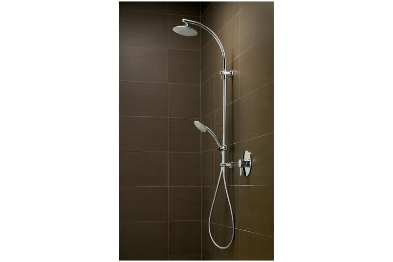 Dorf Orbit System 5 shower system