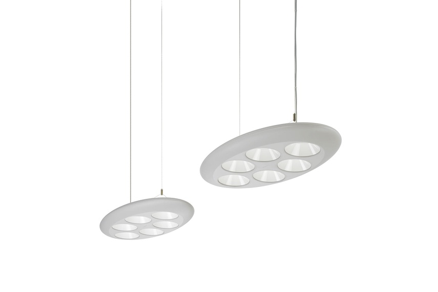 Lumistone suspended luminaires by philips selector for Suspente luminaire