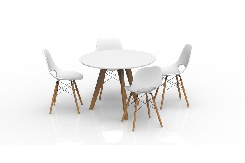 Oslo table and chairs.