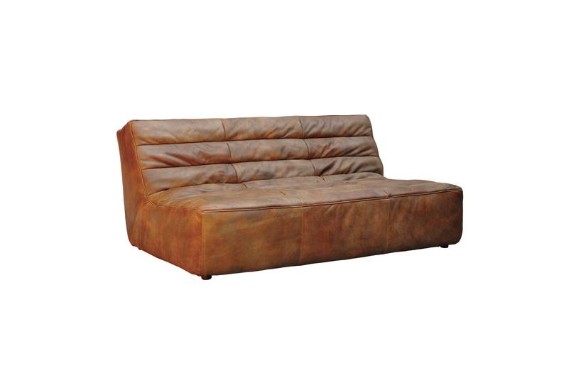 The three-seater Shabby sofa