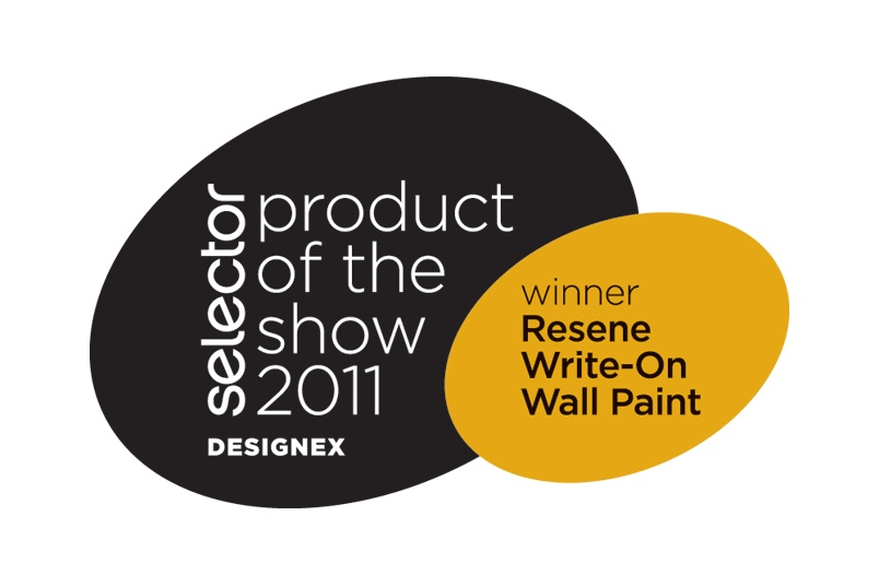 Winner of the Selector Product of the Show 2011 — Designex