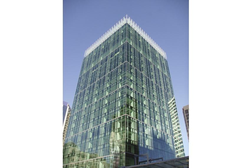 Structural glass refurbishment - 21 Queen St, Auckland