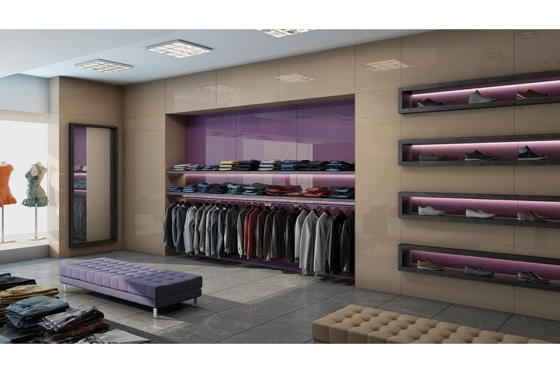 Seratone's versatile range of vertical wall panels