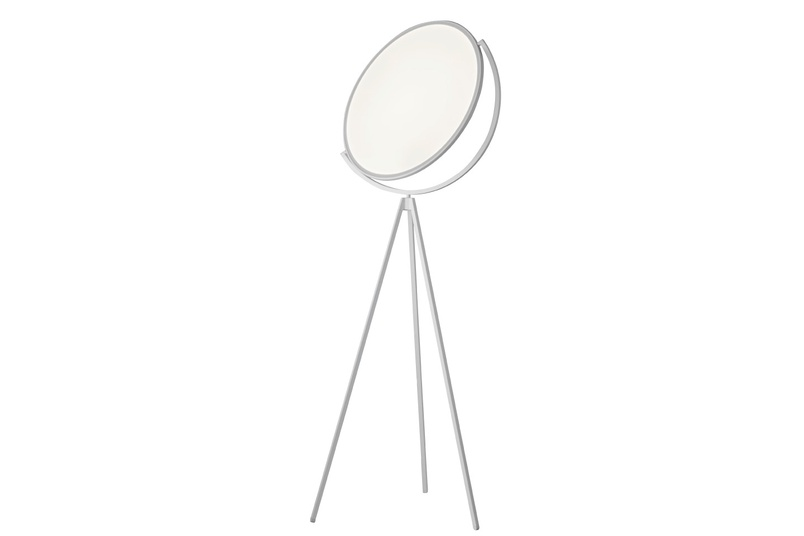 Superloon floor lamp by Jasper Morrison for Flos.
