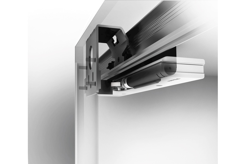Slido Classic 70 VF A is a versatile modular sliding door system