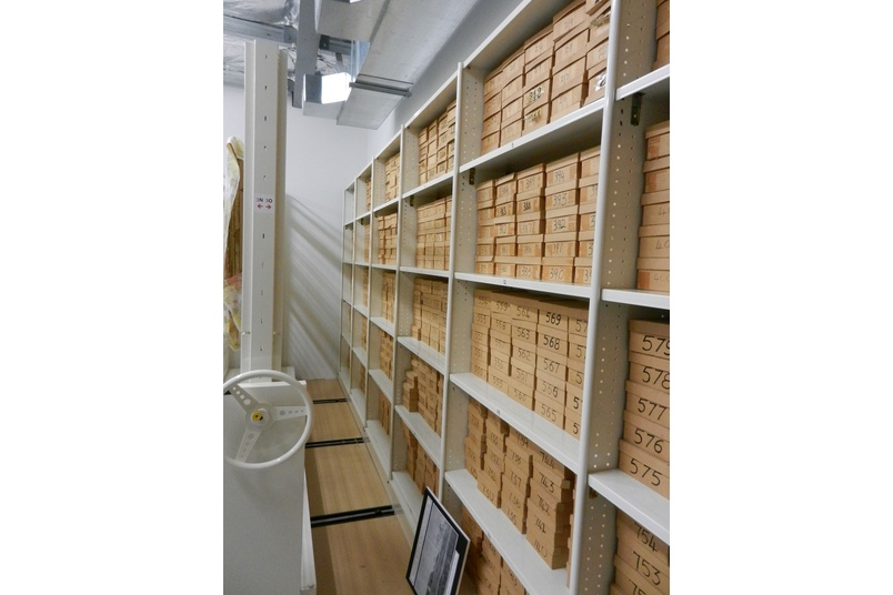 Museum archives.
