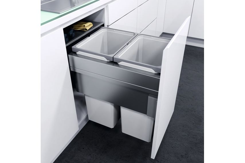 Pull Out Kitchen Bins Nz