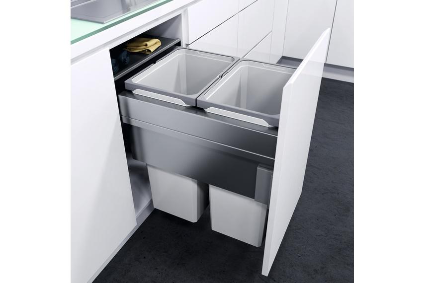 VWB003 Vauth Sagel Oeko xx liner waste bin 450mm.