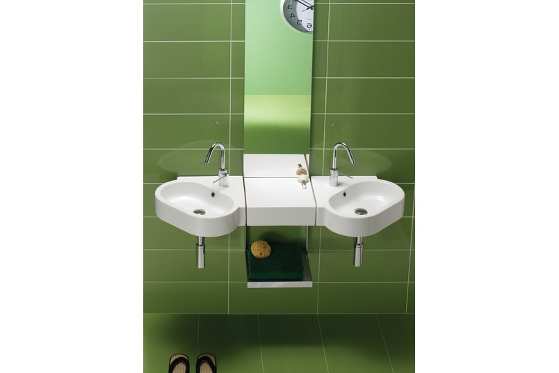 Hatria basins and sanitaryware by Michel César – Selector