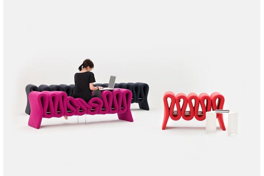Hedge seating