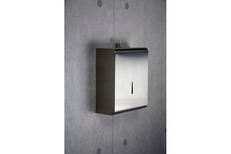 IX304 towel dispenser.