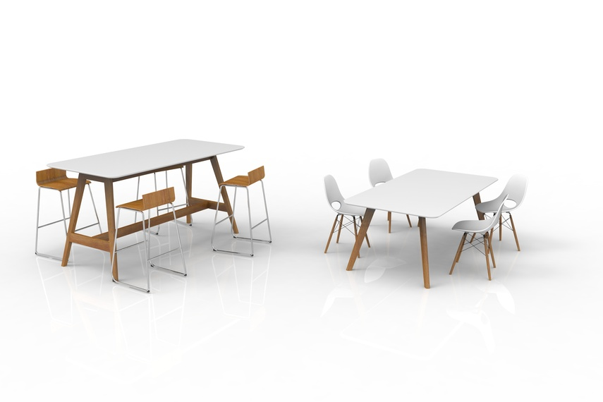 The Oslo furniture range is very easy to assemble.