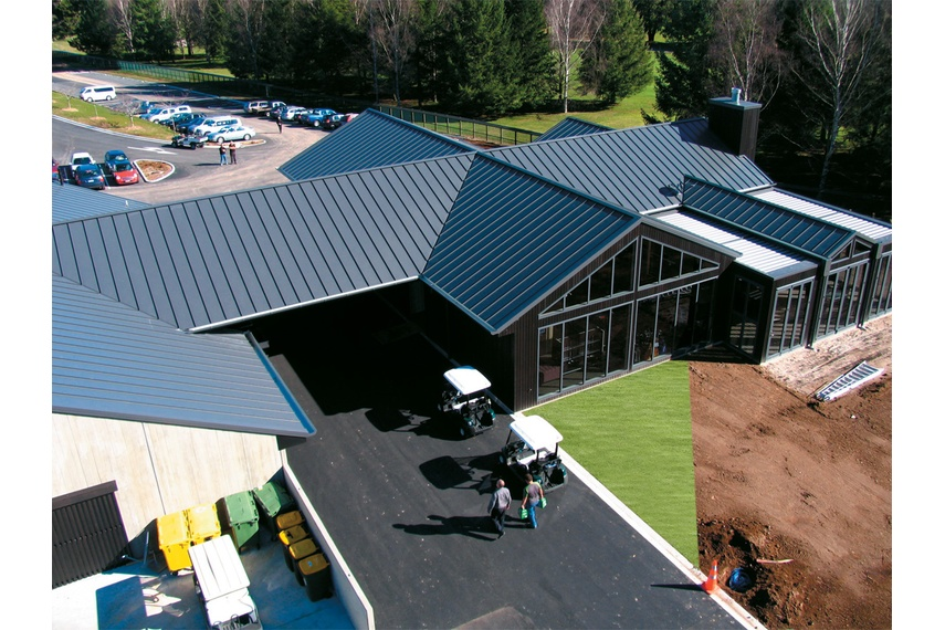 Eurostyle Roofing And Walling System By Roofing Industries