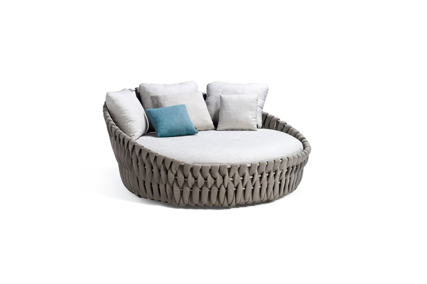Tosca daybed deco 3D.