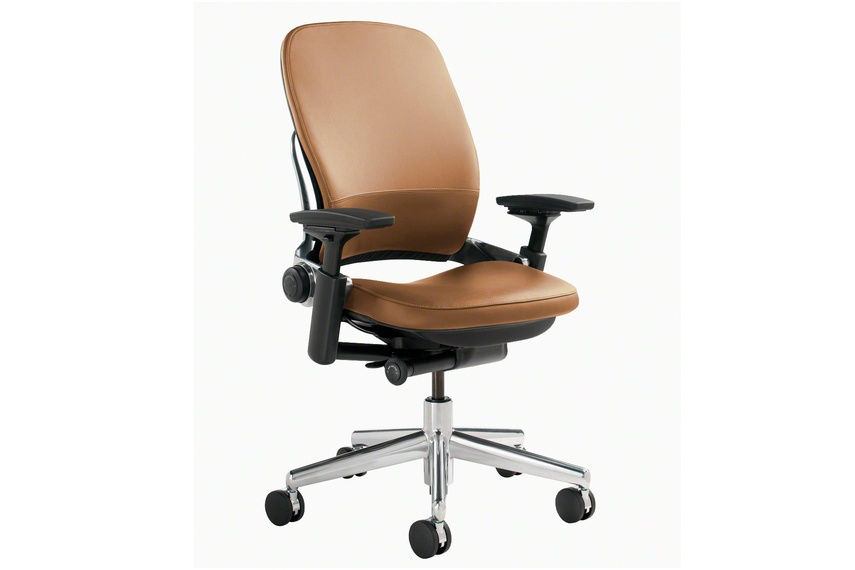 b leap in refurbished fabric p black base titanium chair steelcase htm