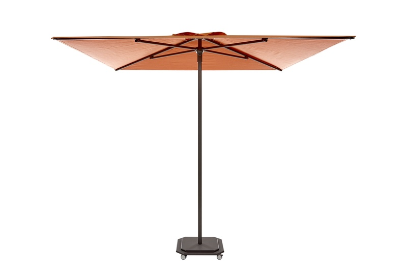 JCP.201 central pole umbrella by Jardinico.