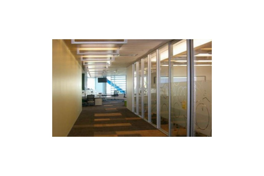Alement 64 partitioning system