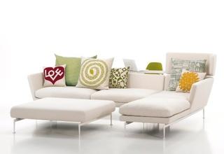 New sofa system by Antonio Citterio
