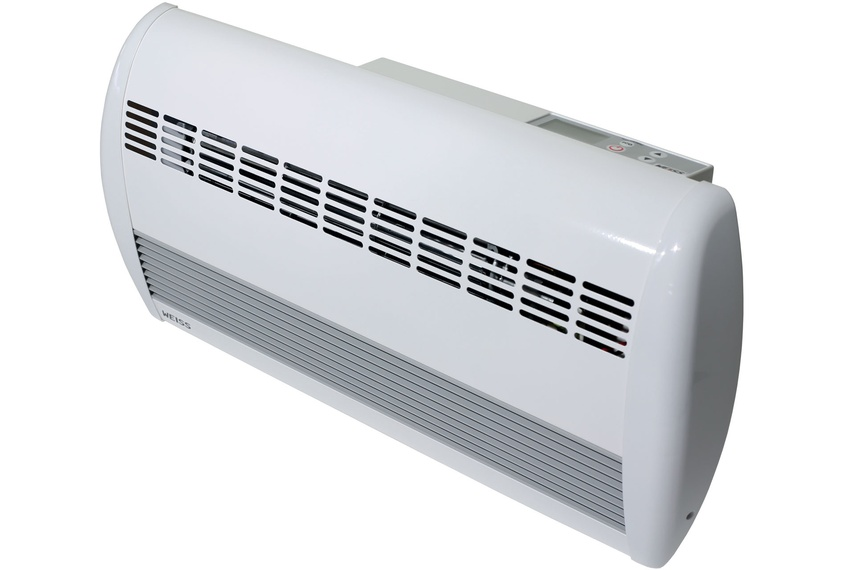 Wall-mounted heater