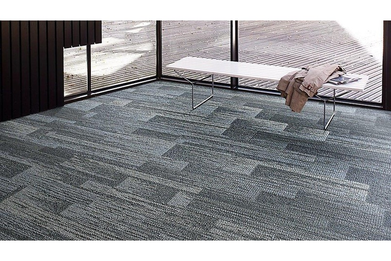 Interface Aerial Carpet Planks And Tiles By Inzide