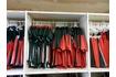 School uniform storage.