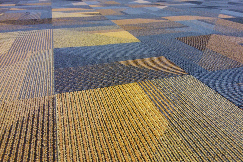Interface Oblique Carpet Tile By Inzide Commercial Selector