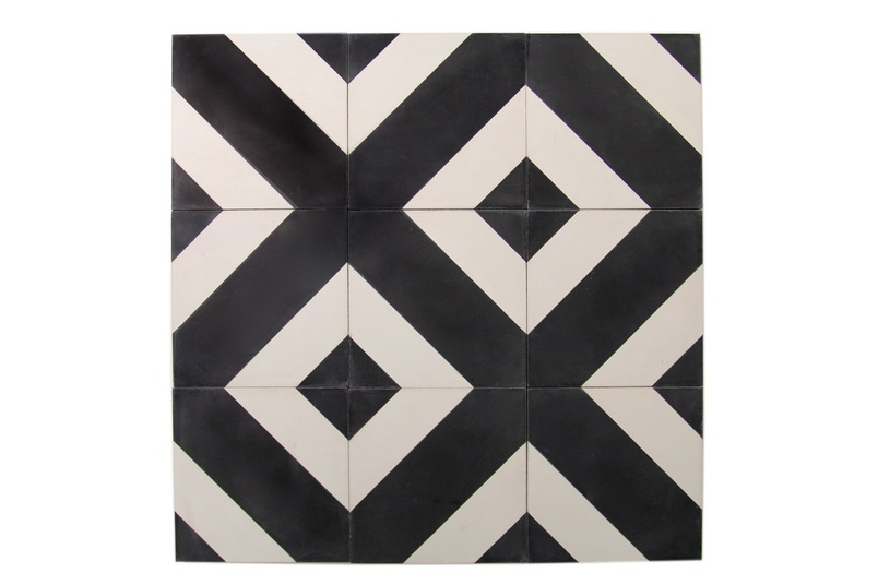 These beautifully handcrafted tiles will enhance almost any architectural style.