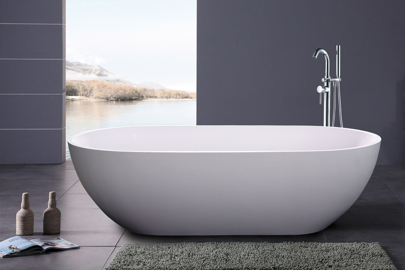 Progetto Stone Baths by Plumbline – Selector