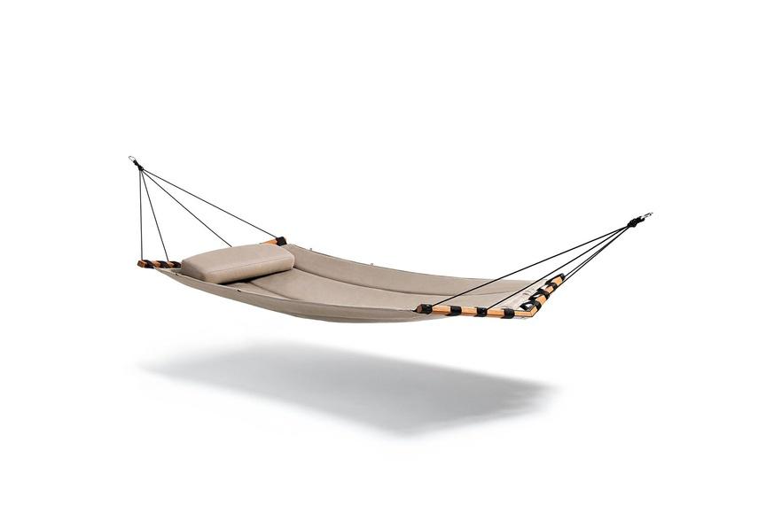 Taj hammock (single/taupe).