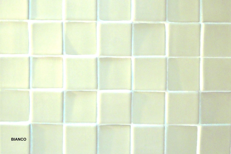 Gemelli Diversi tiles come in one size: 10 x 10cm, and are 4-18mm thick.