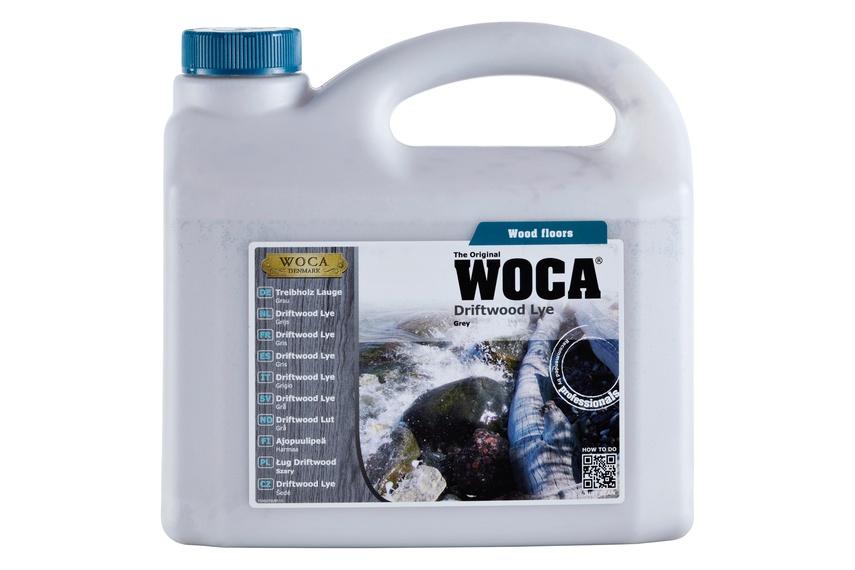 WOCA Driftwood lye