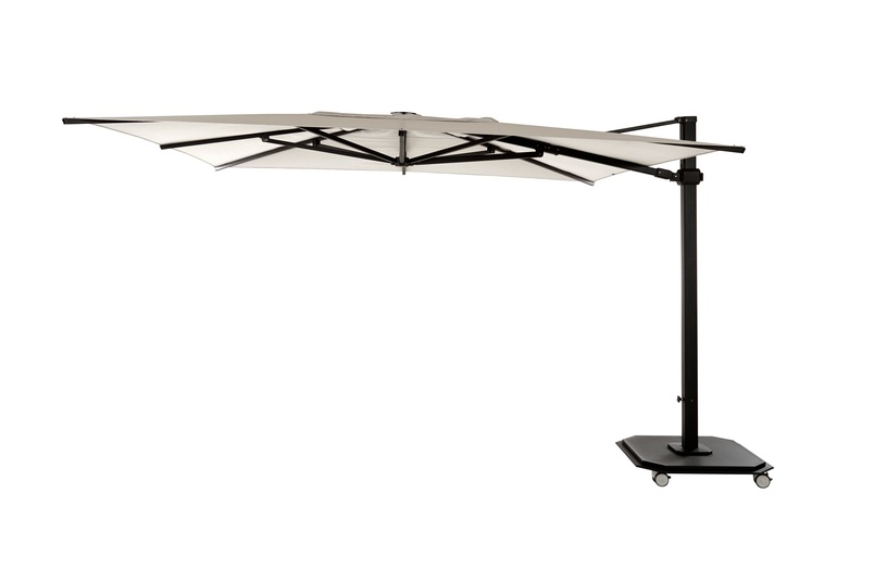 JCP.401 side pole umbrella by Jardinico.