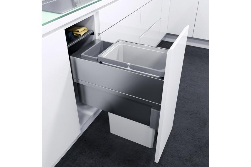 VWB001 Vauth Sagel Oeko xx liner waste bin 300mm.