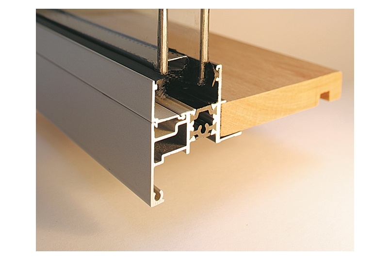 Thermally efficient windows and doors