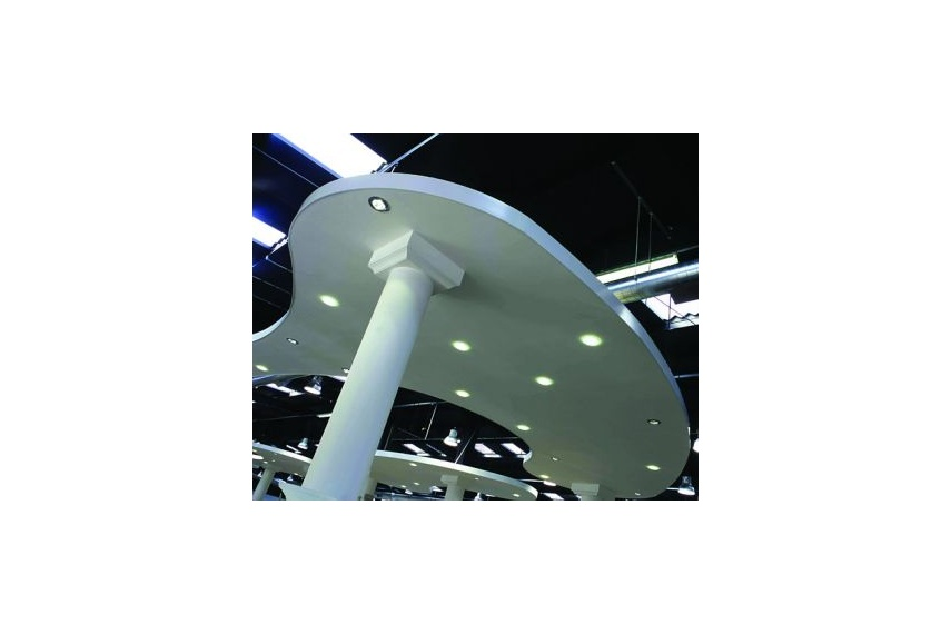 USG Drywall suspensions system is a pre-engineered cost saving alternative to traditional systems