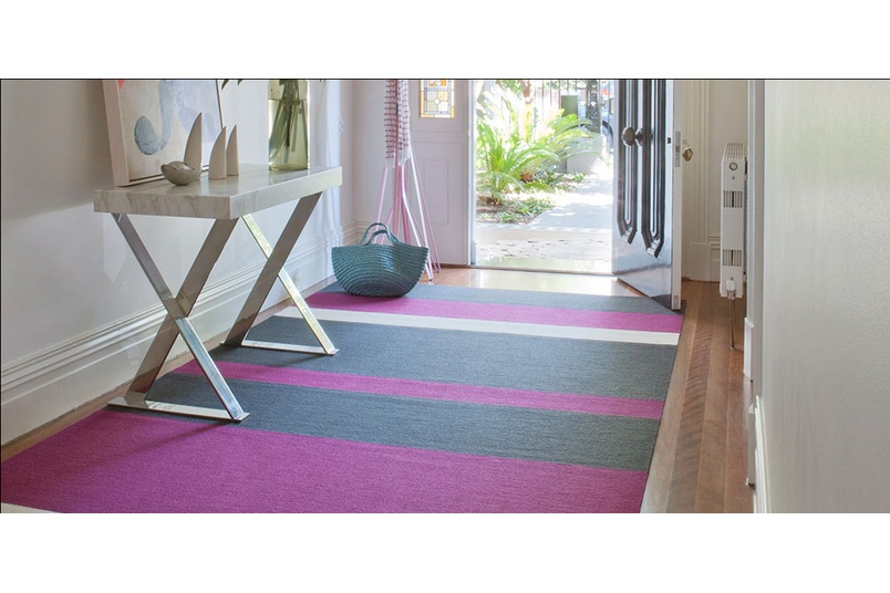Tretford rugs at Armadale residence