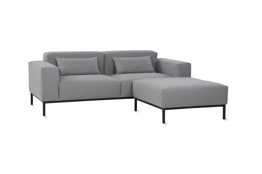 The stylish Hem sofa.