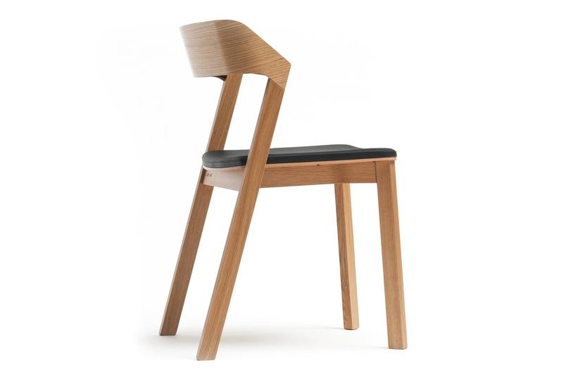 Upholstered Merano chair.