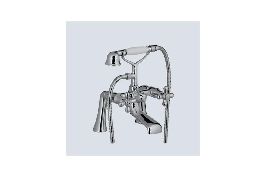 Viareggio wall mount bath / shower mixer