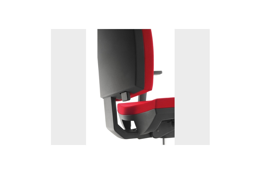 Kinetic - push-button adjustment